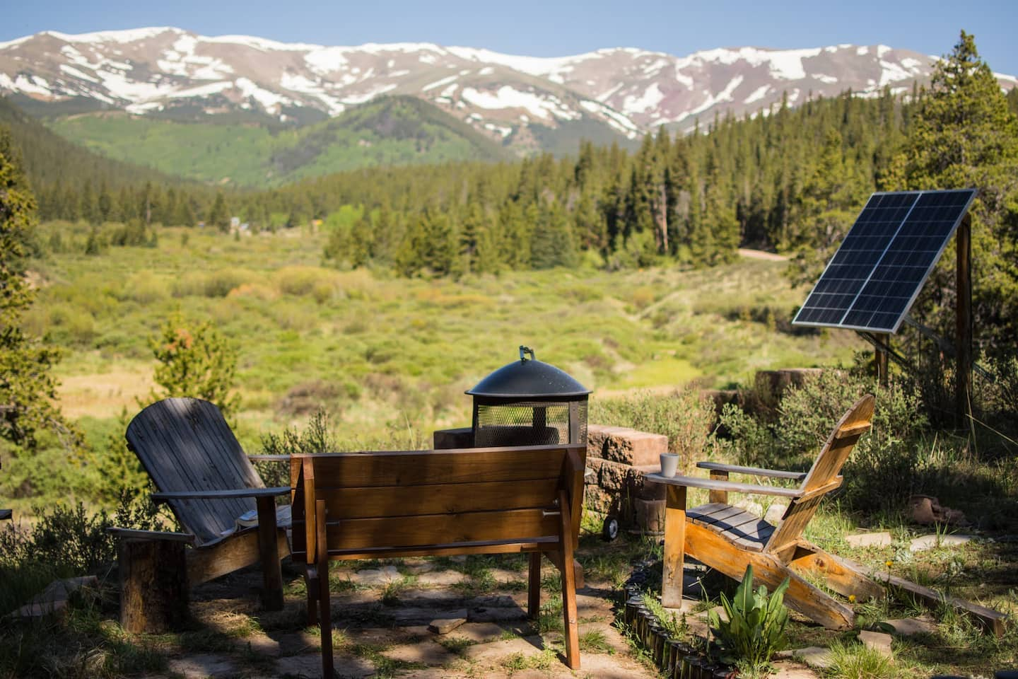 Tiny Cabin Glamping- Best Airbnb ColoradoTiny Cabin Glamping- Best Airbnb Colorado