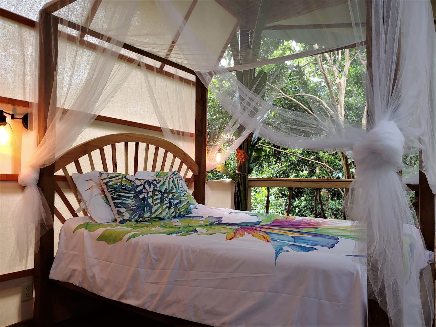 Treehouse Airbnb Puerto Rico