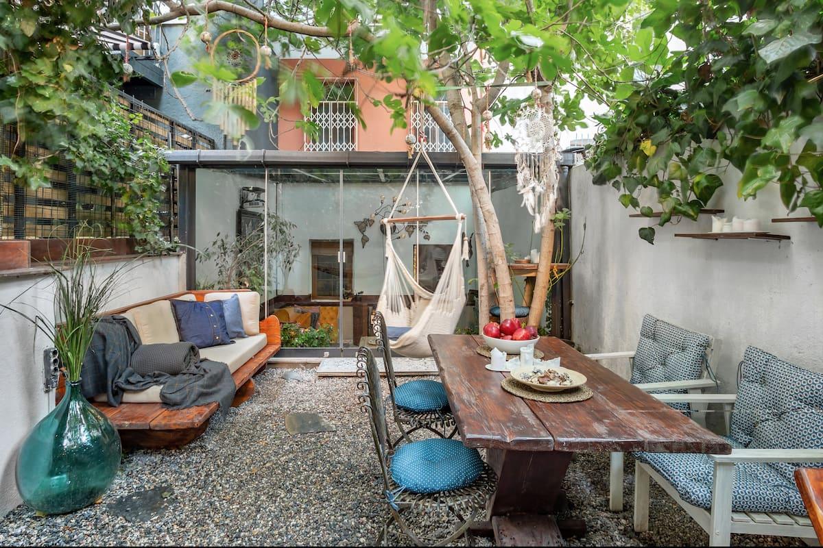 Unique Airbnb Istanbul
