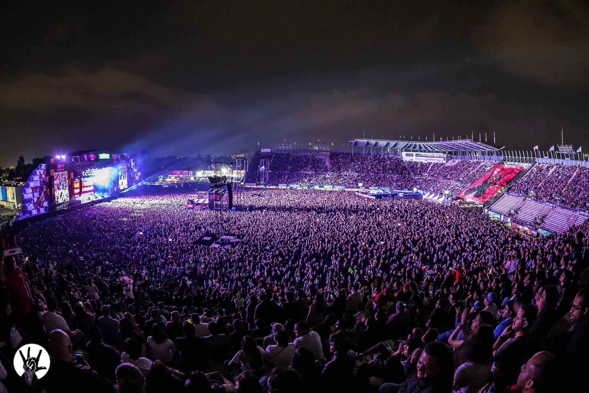 Vive Latino Mexico Music Festival 2022