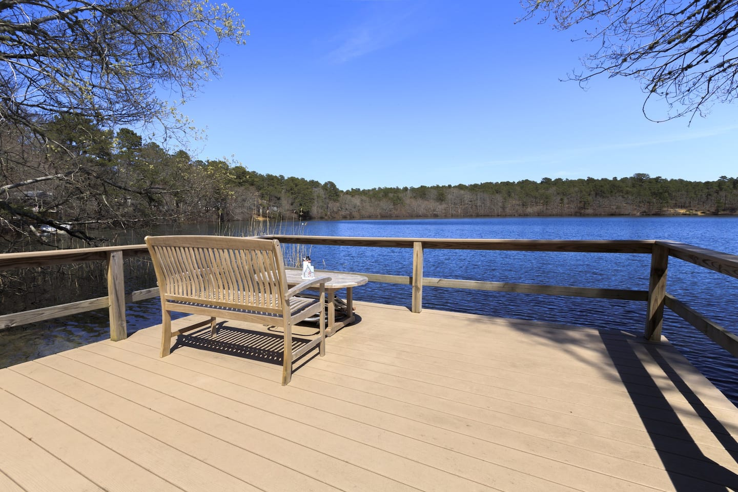 Waterfront Cottage Cape Cod Airbnb