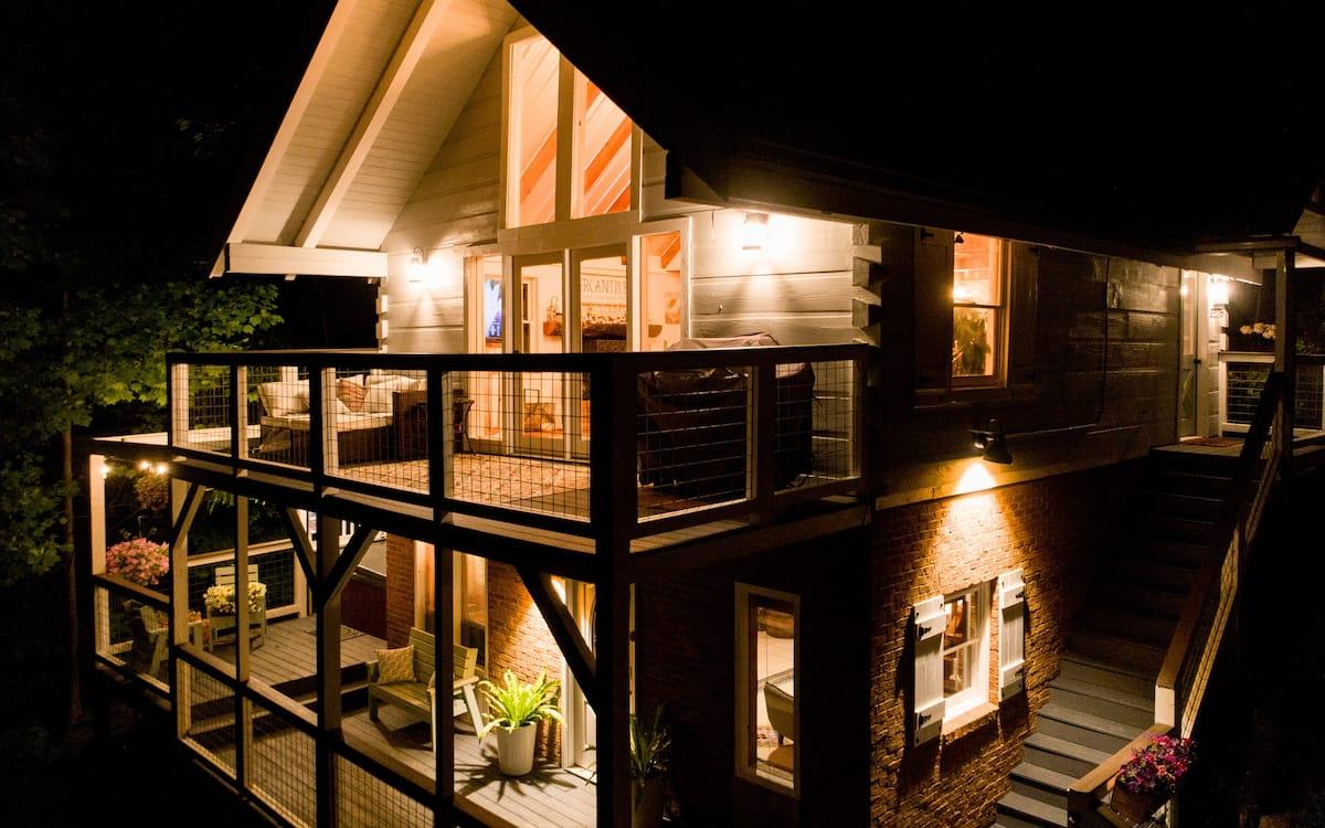 airbnb gatlinburg cabins