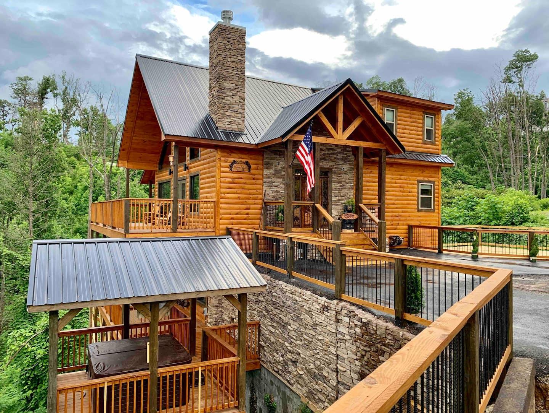 best airbnb gatlinburg tennessee