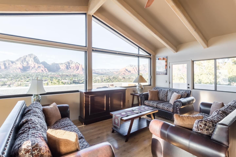 best sedona arizona airbnb