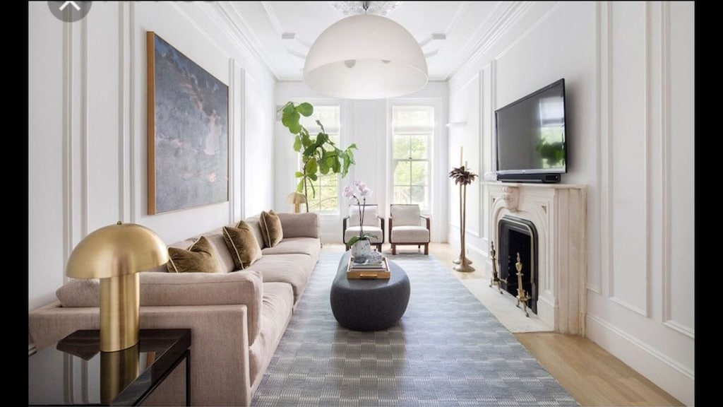brooklyn carroll gardens luxury brownstone rental