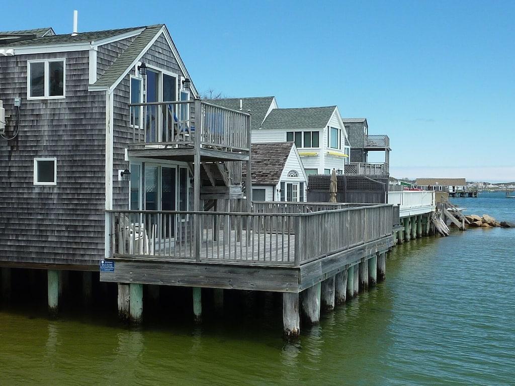 cape cod waterfront condo