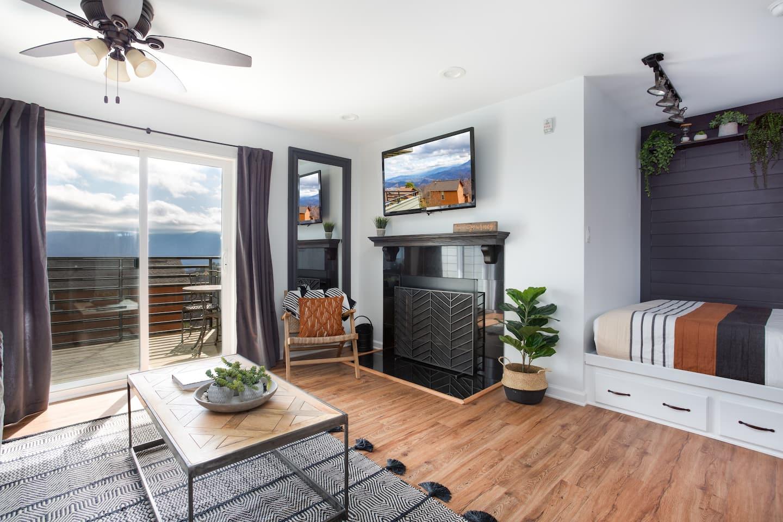 cheap airbnb gatlinburg tennessee