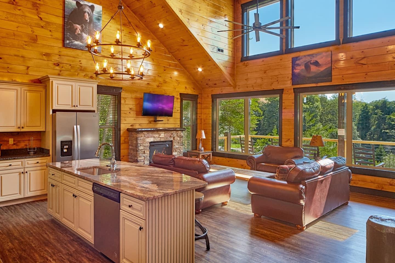 gatlinburg cabins airbnb