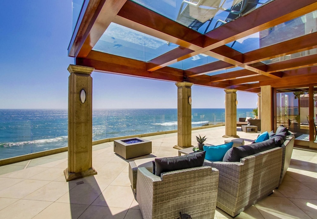 la jolla california luxury beach villa oceanfront