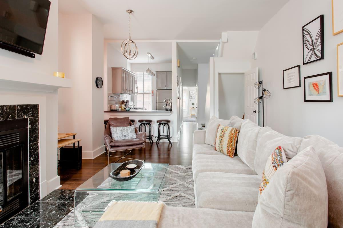 luxury airbnb st louis