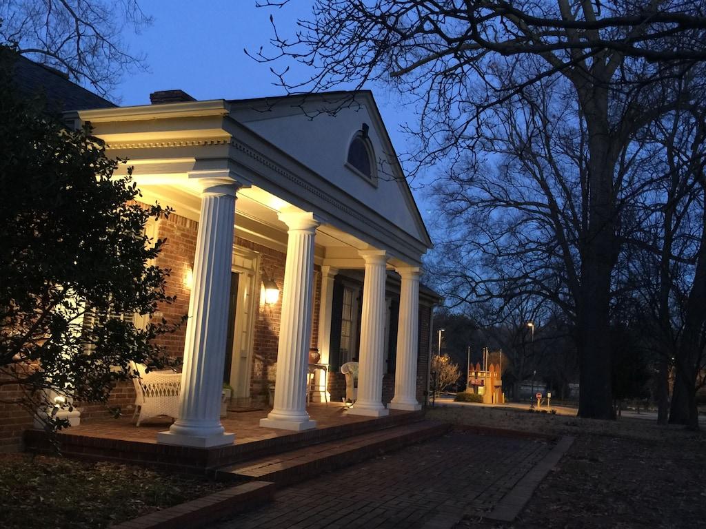 memphis luxury magnolia house vacation rental tennessee