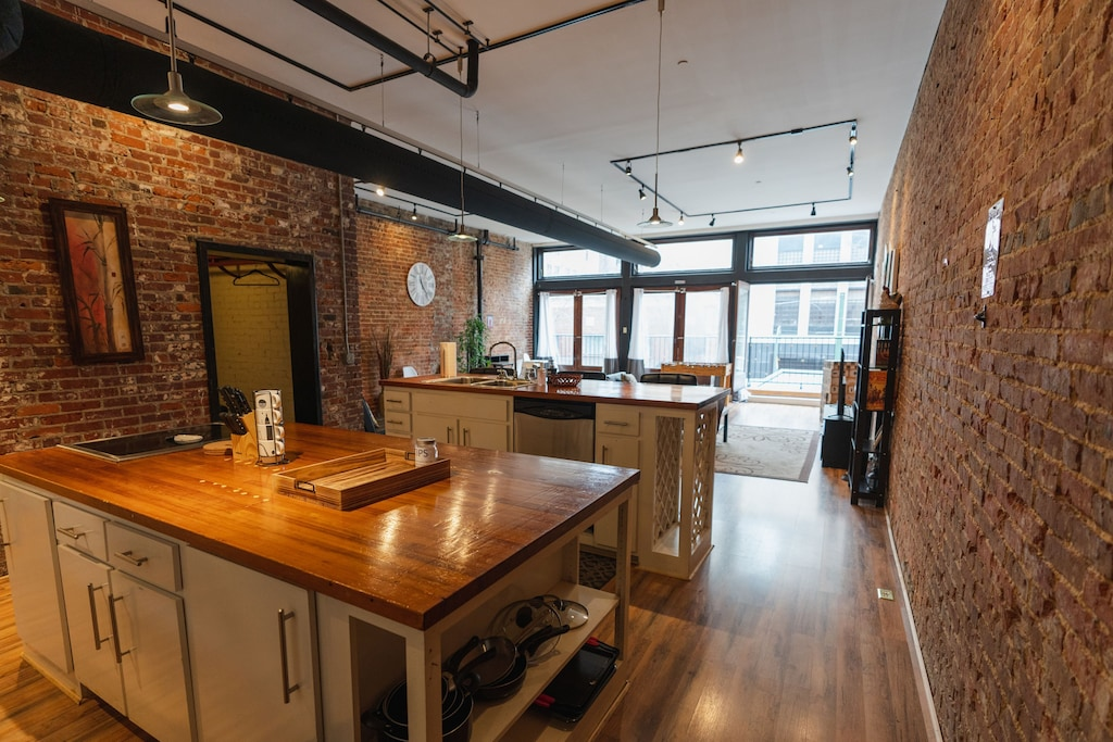 memphis tennessee luxury trendy loft