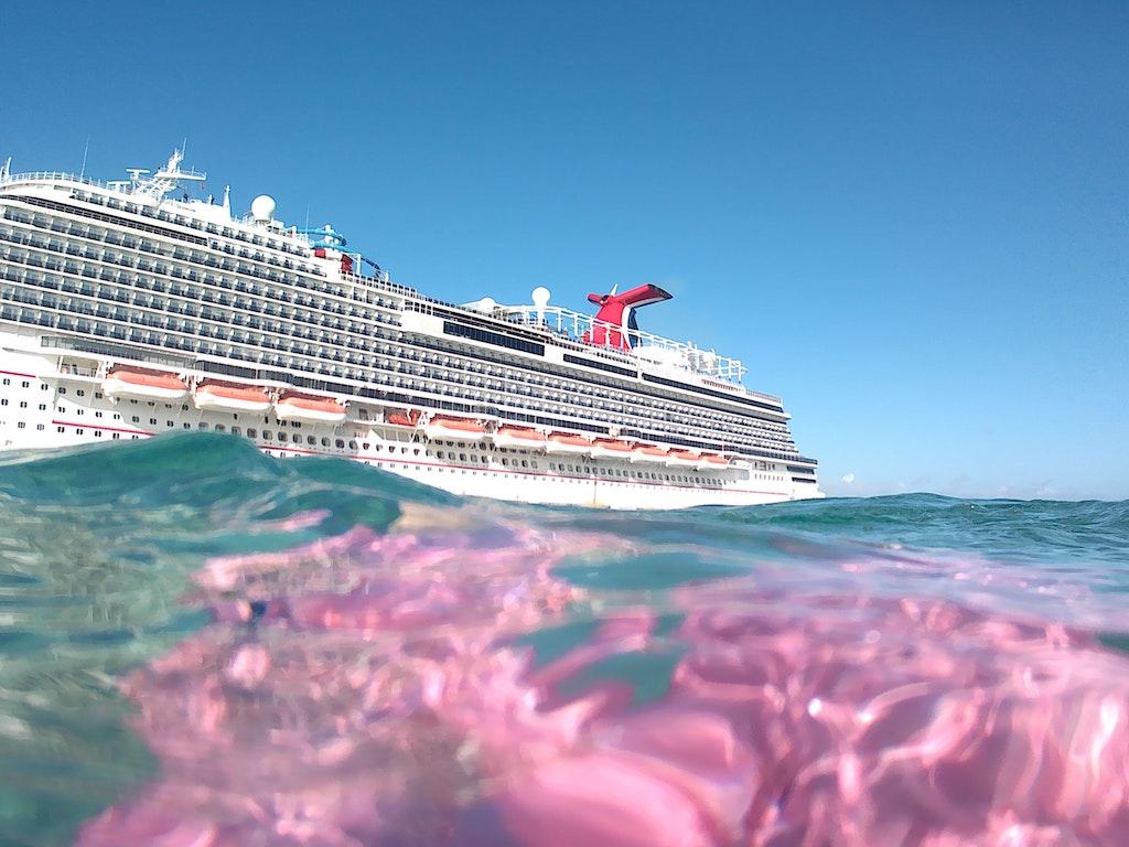 turks and caicos cruise ship