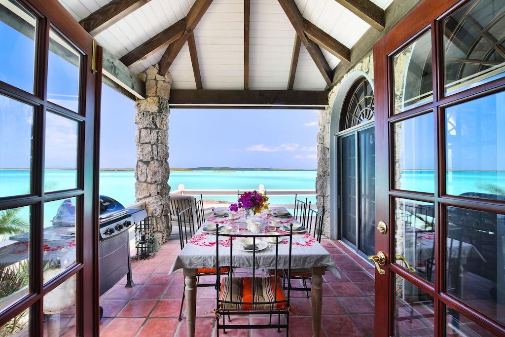 turks and caicos rockspray ocreanfront private beach rental