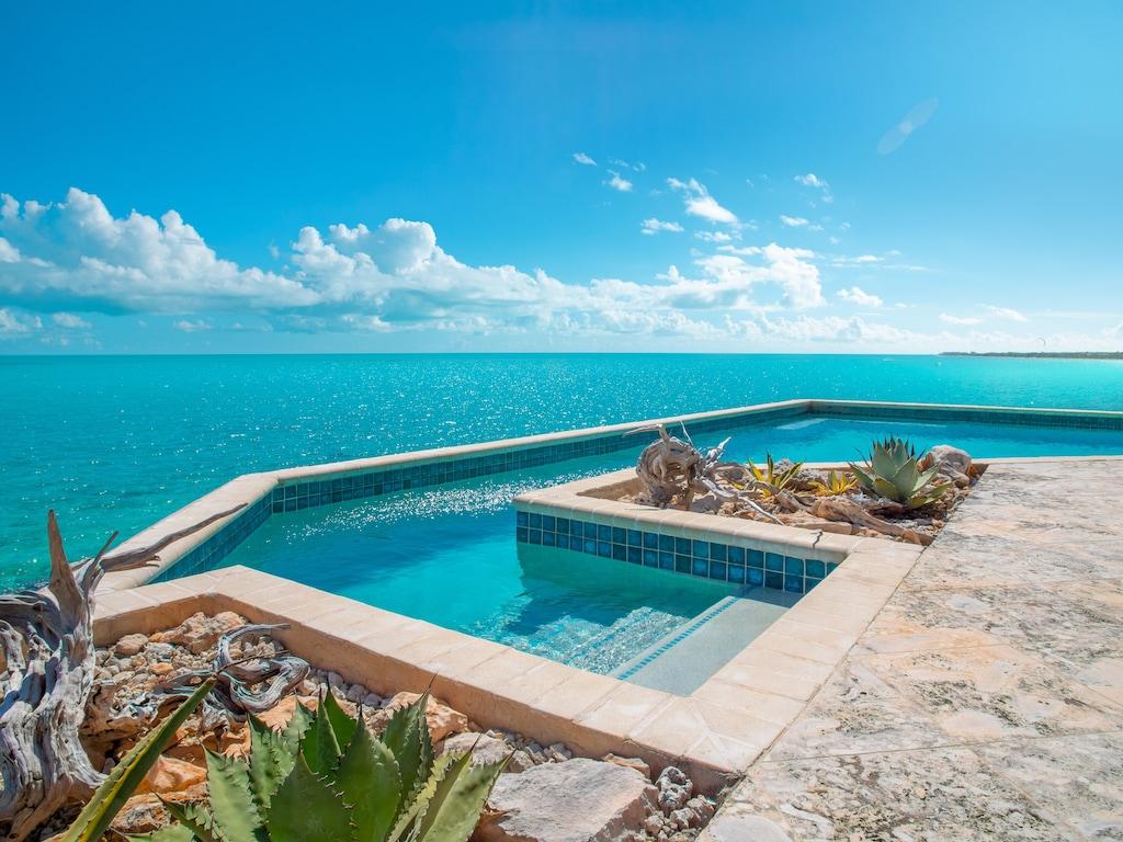 turks and caicos villa kendara luxury beach vacation rental