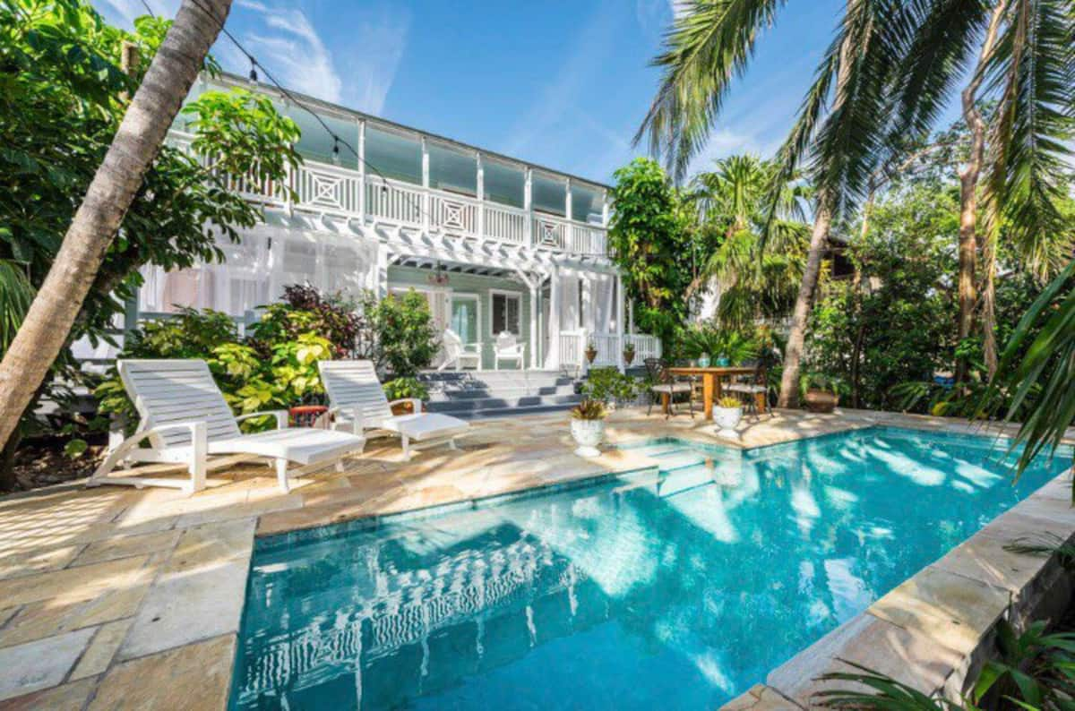 Airbnbs in Key West with Swimming Pool
