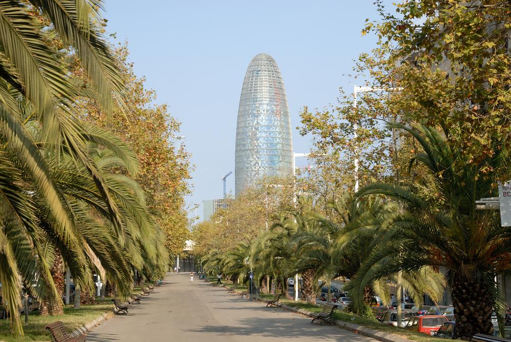 Barcelona Romantic Airbnb