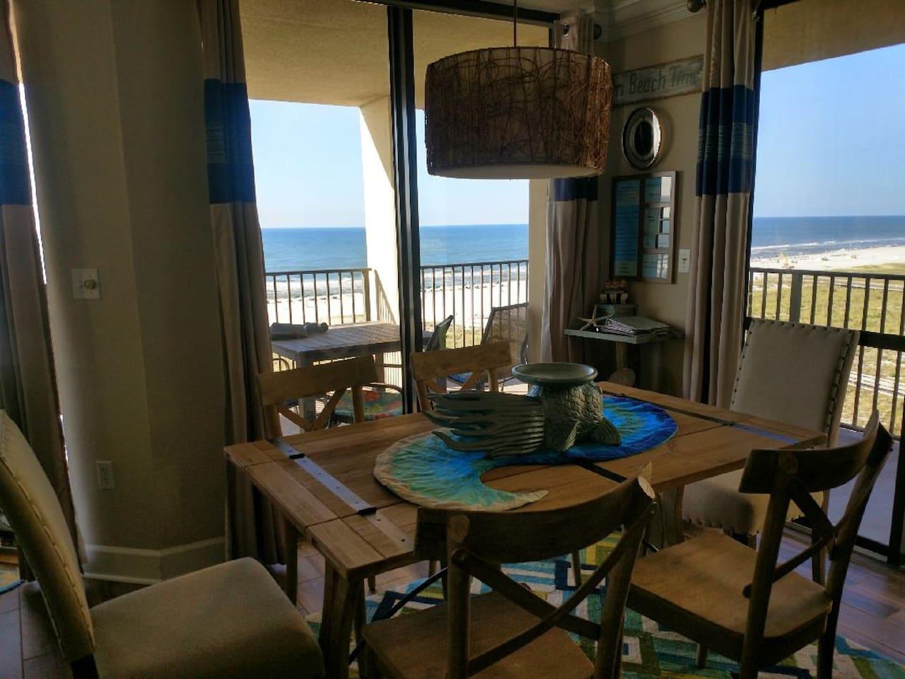 Beachfront Airbnb in Orange Beach Alabama
