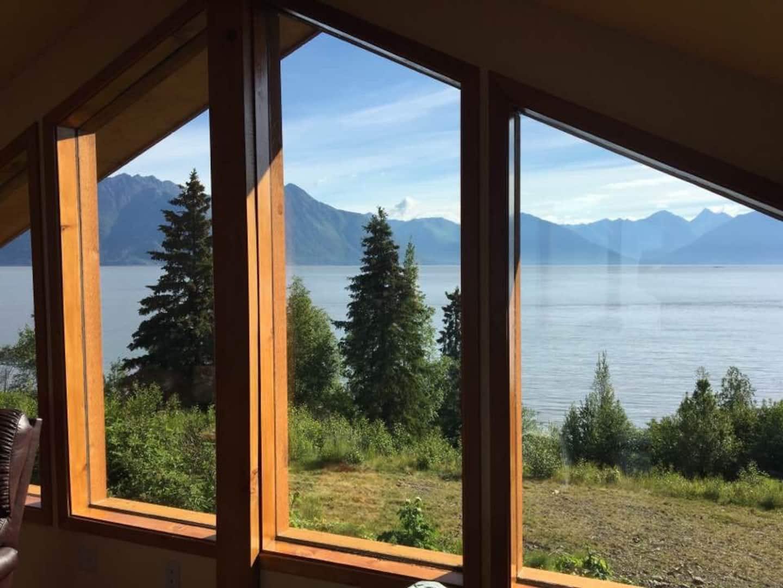 Cabin Airbnb Alaska