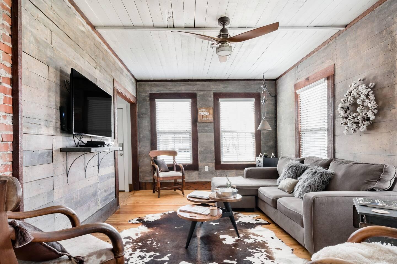 Cabin Airbnb Waco Texas
