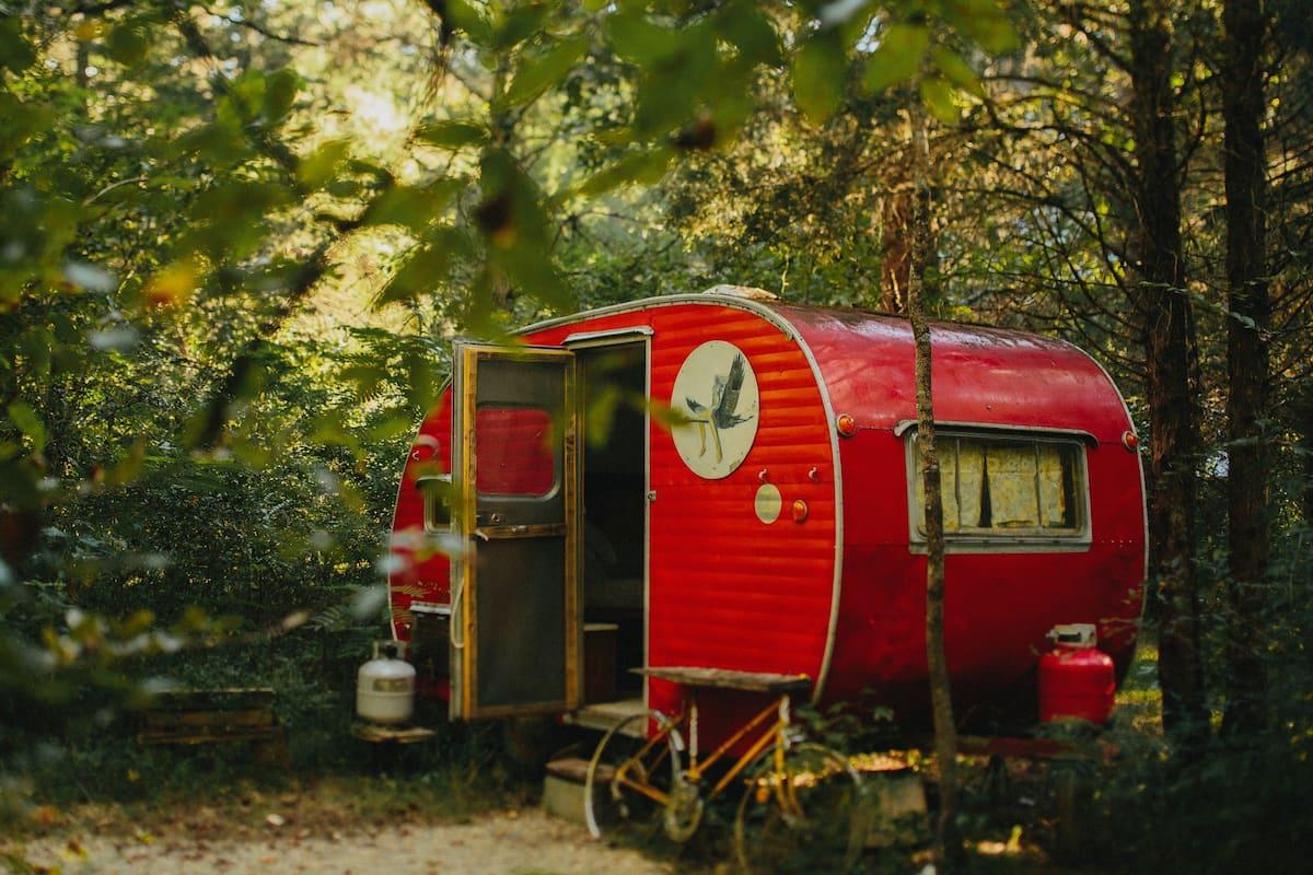Camp G.R.I.T.S. Camper TN