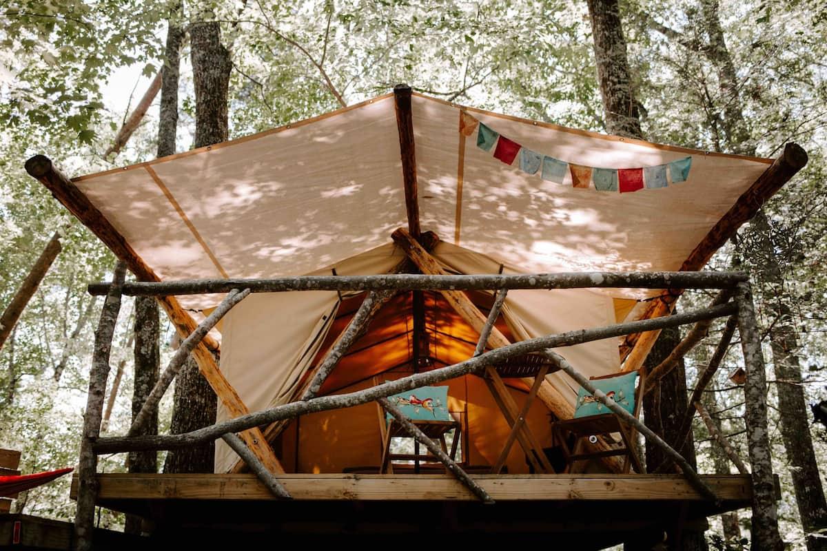 Canopy Ridge Safari Glamping TN