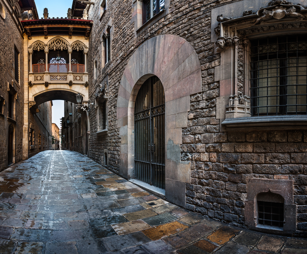 Central Barcelona Airbnb