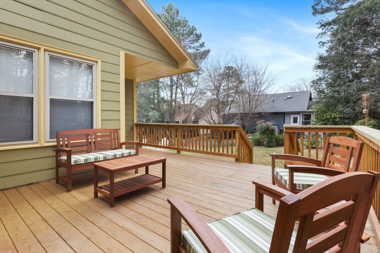 Cheap Home Airbnb Raleigh NC