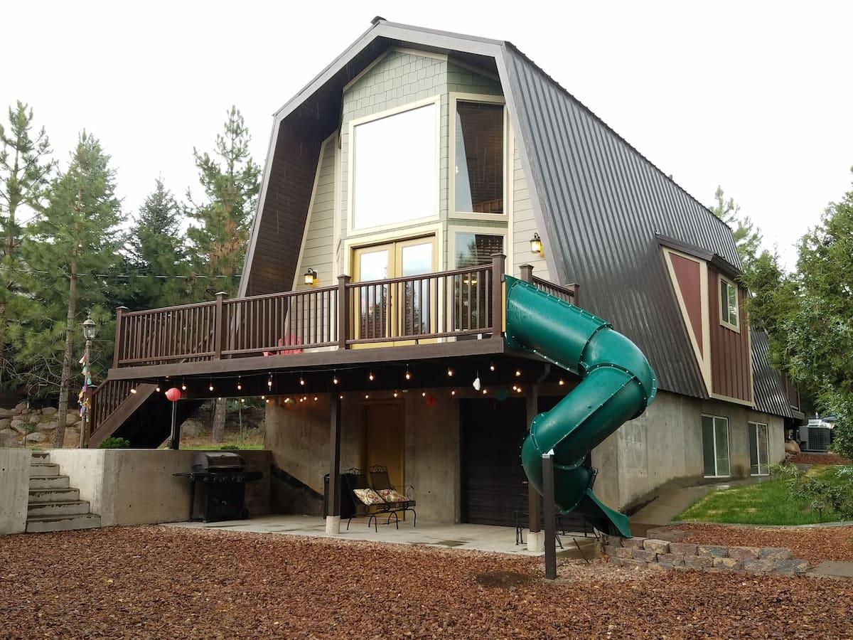 Cool Airbnb in Utah