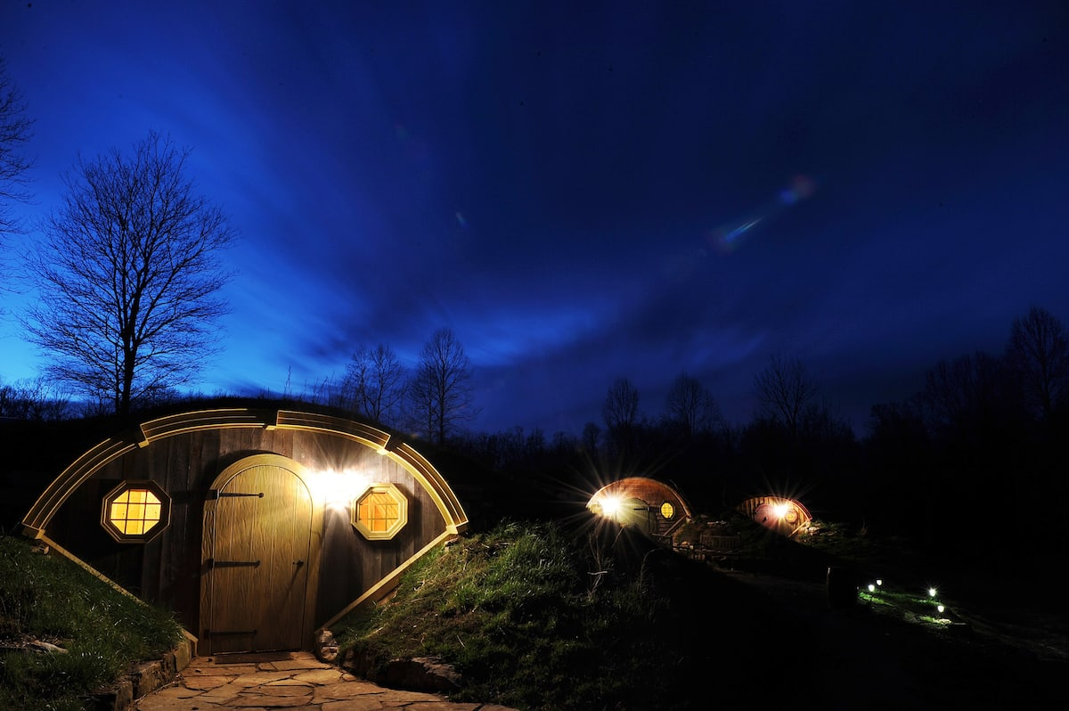 Forest Gully Farms - glamping tennessee