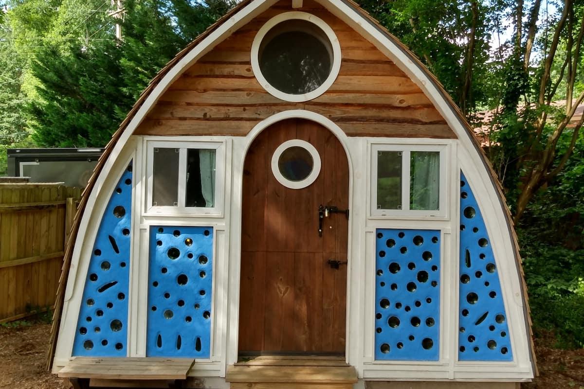 Glamping NC Tiny Home