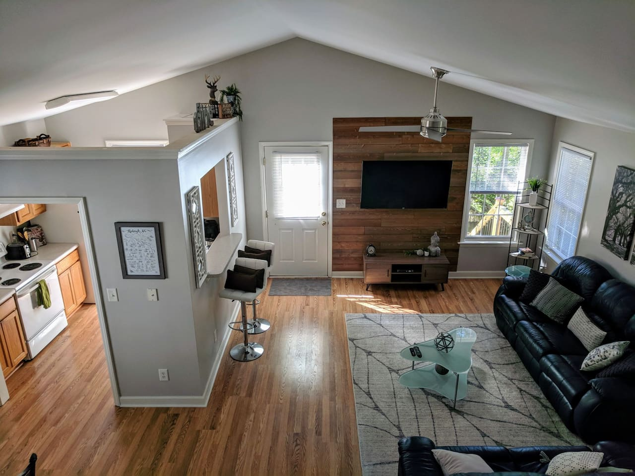 Large-Airbnb-Raleigh