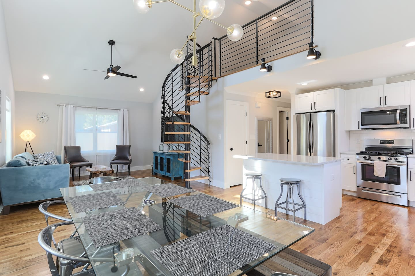 Luxury Airbnb Downtown Raleigh NC