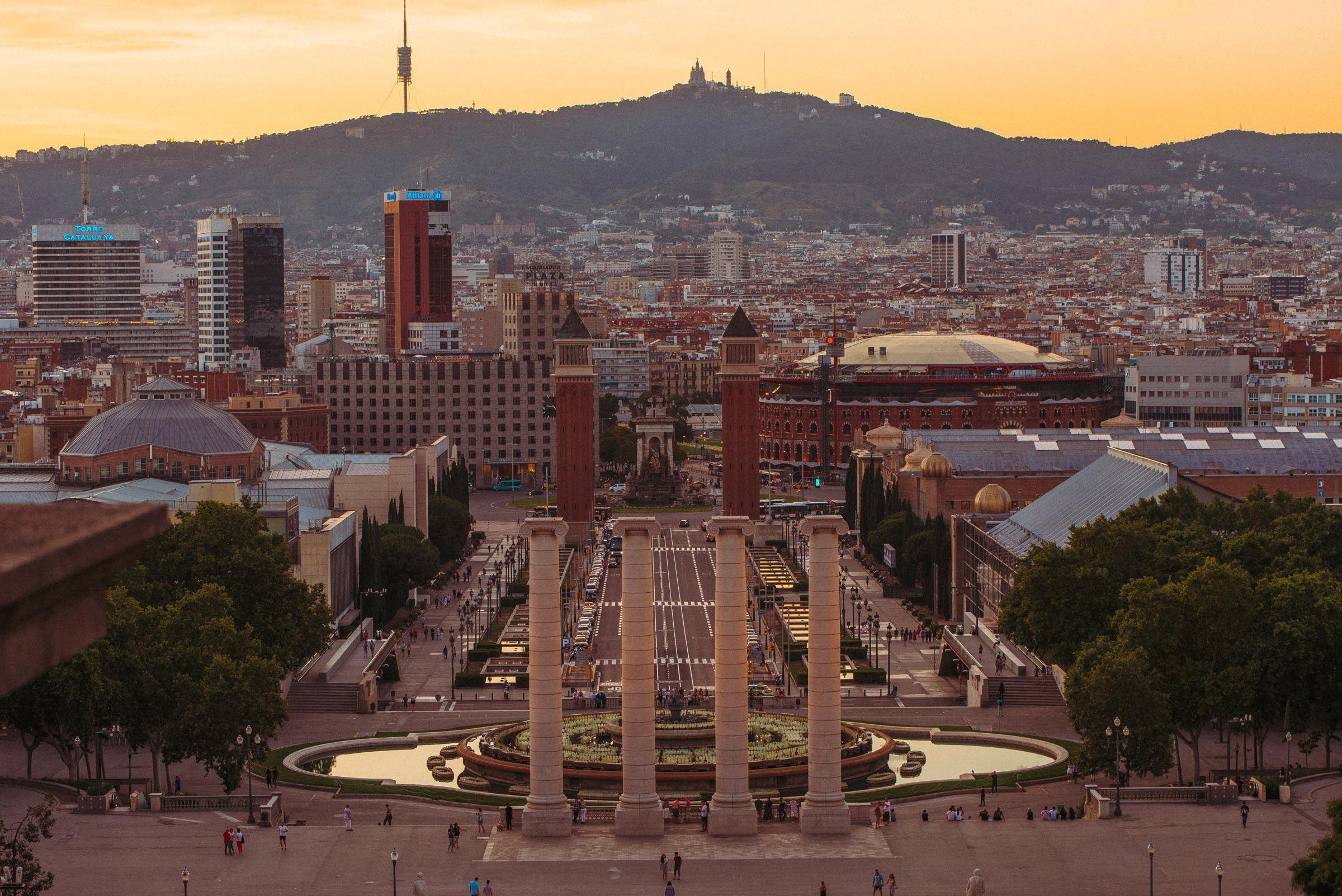 Luxury Barcelona Airbnb