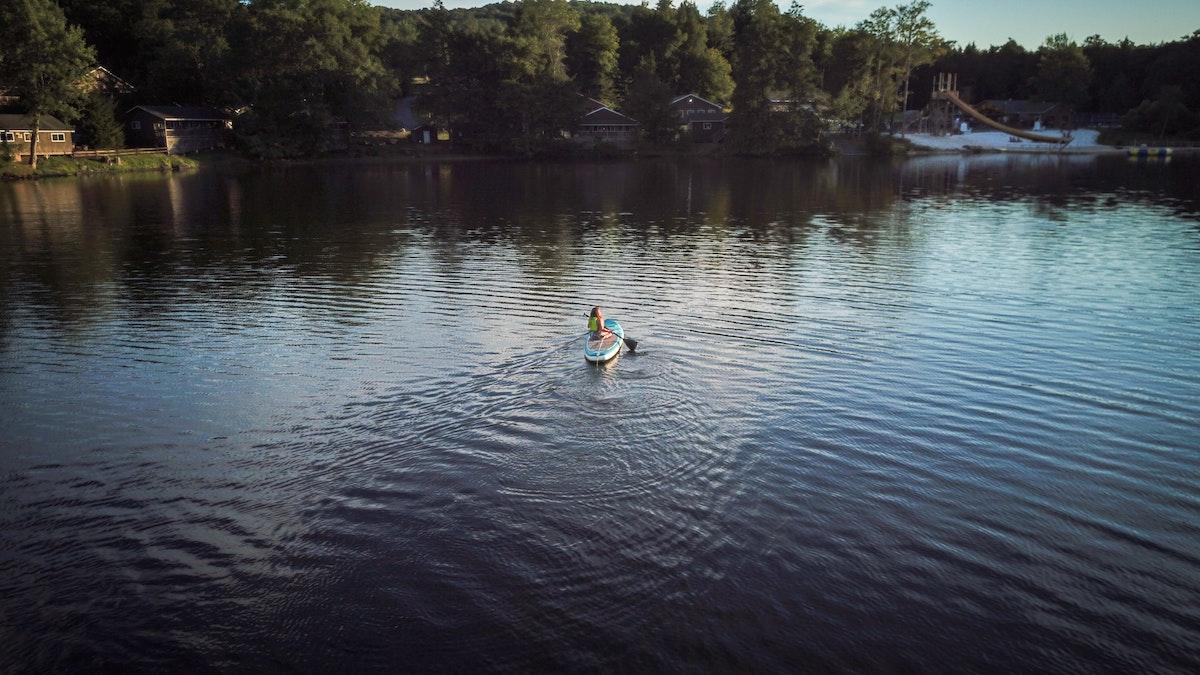 Pennsylvania Calm Lake