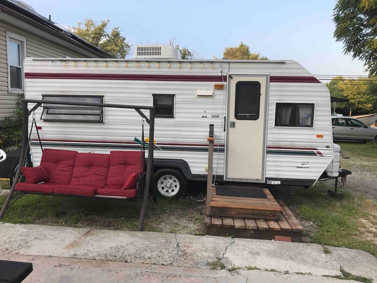 RV Glamping in New Jersey