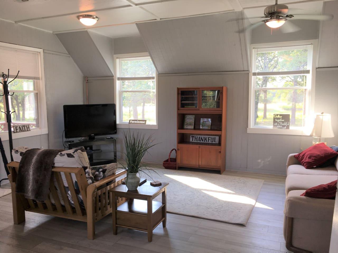 Rancho Liebe - Airbnbs in Waco Texas