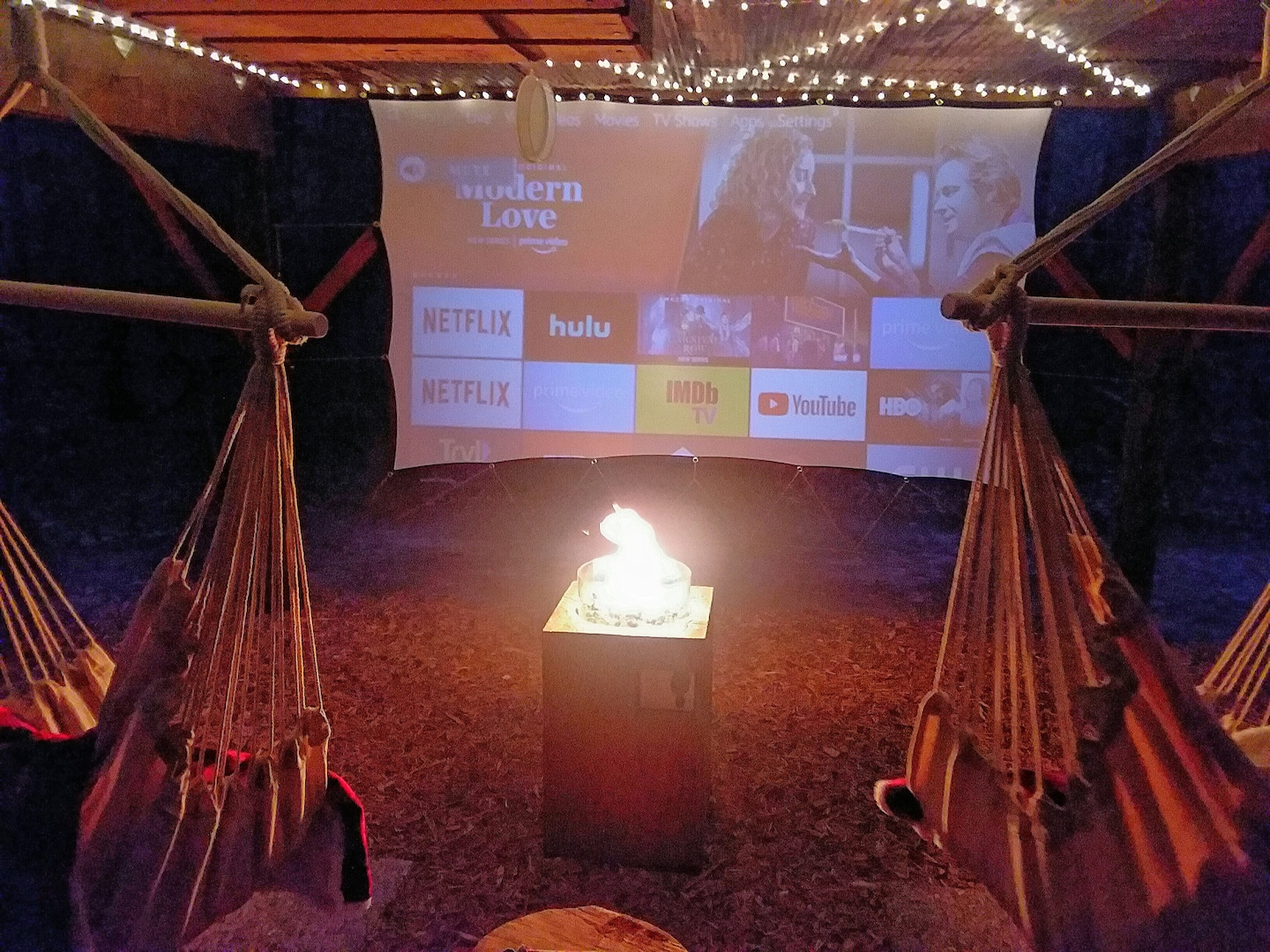 Tennessee Glamping at Deer Camp