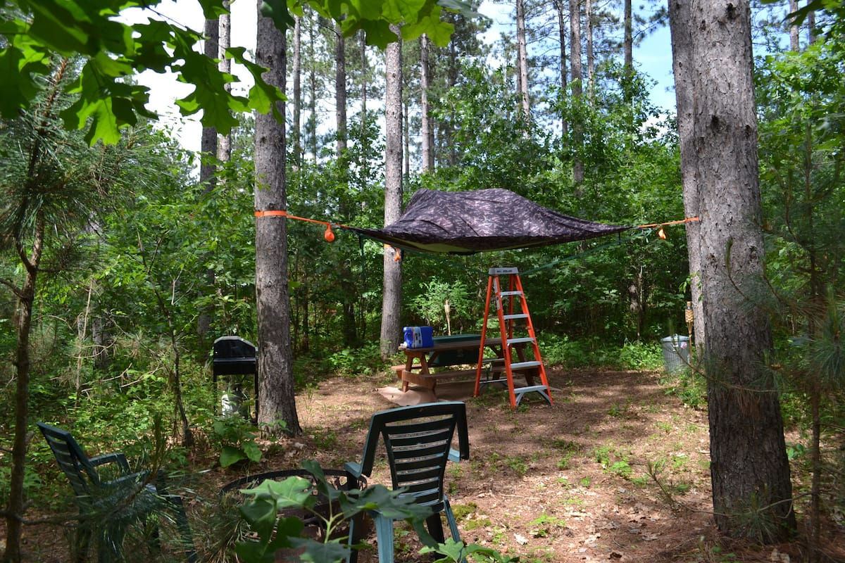 The Stargazer-Tree Tent