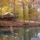 The Yurt at Frog Pond Farm North Carolina Glamping