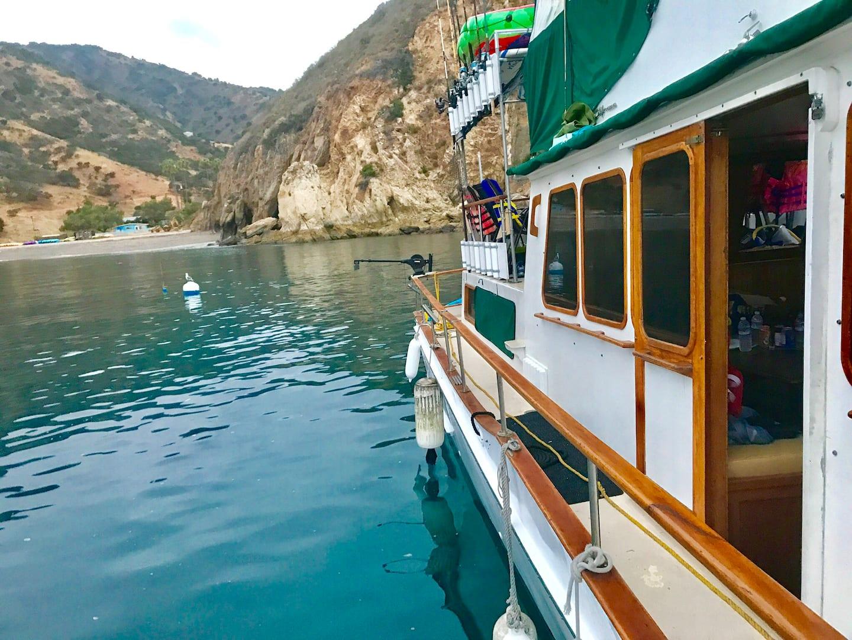 Unique Airbnb Catalina Island California - Yacht Charter