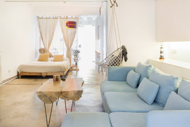 Unique Barcelona Airbnb