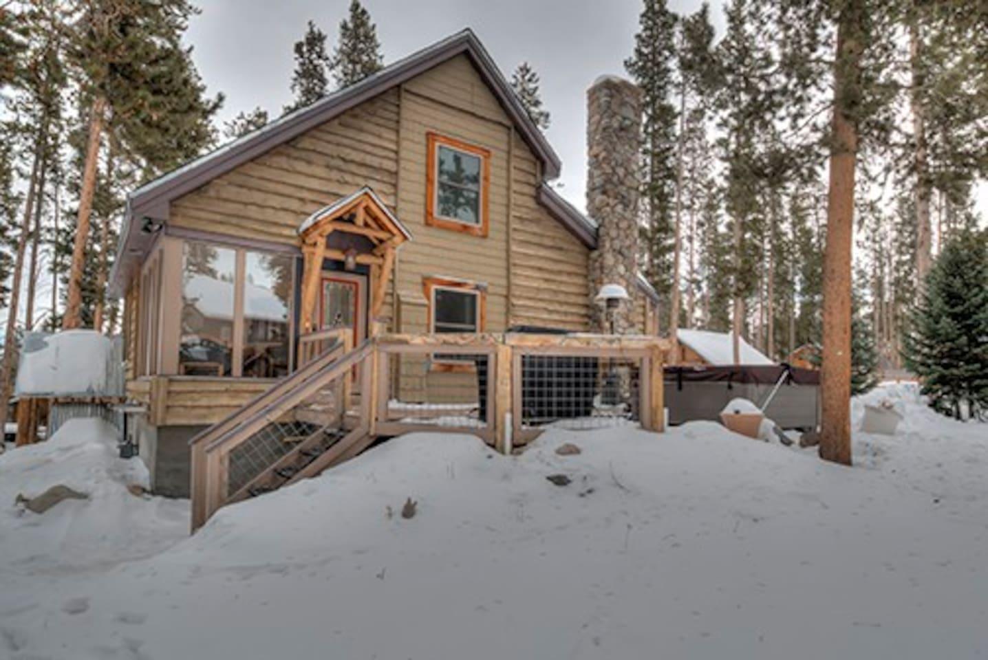 Unique Breckenridge Airbnb
