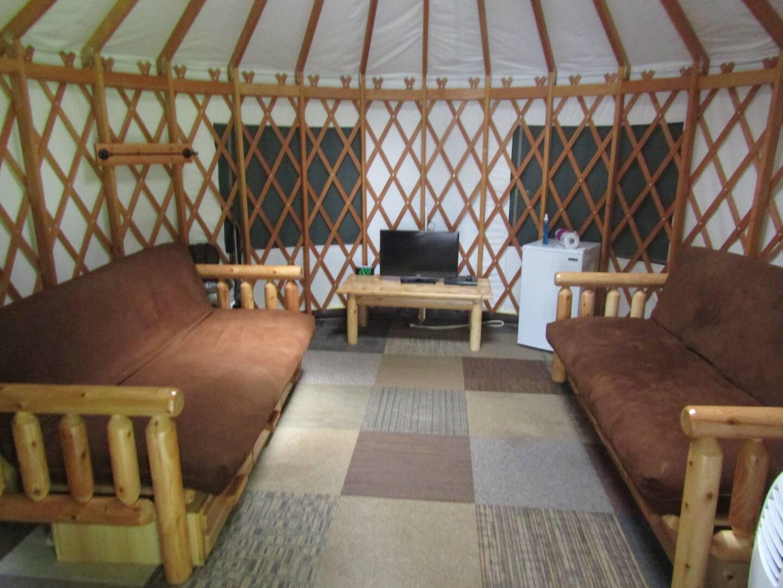 Yurt Glamping New Jersey
