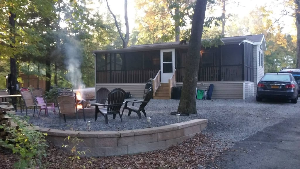 glamping at its best new jersey