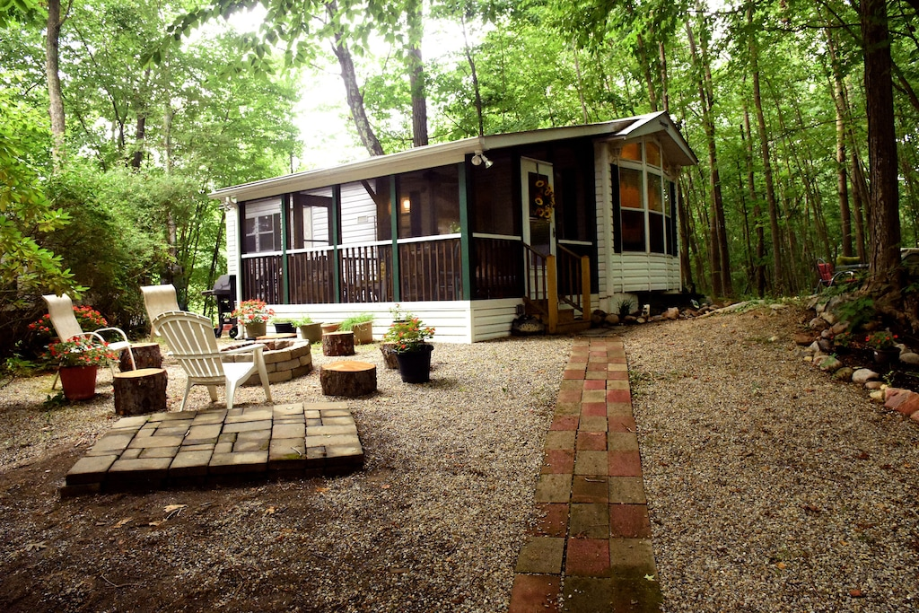 glamping at vernon new jersey