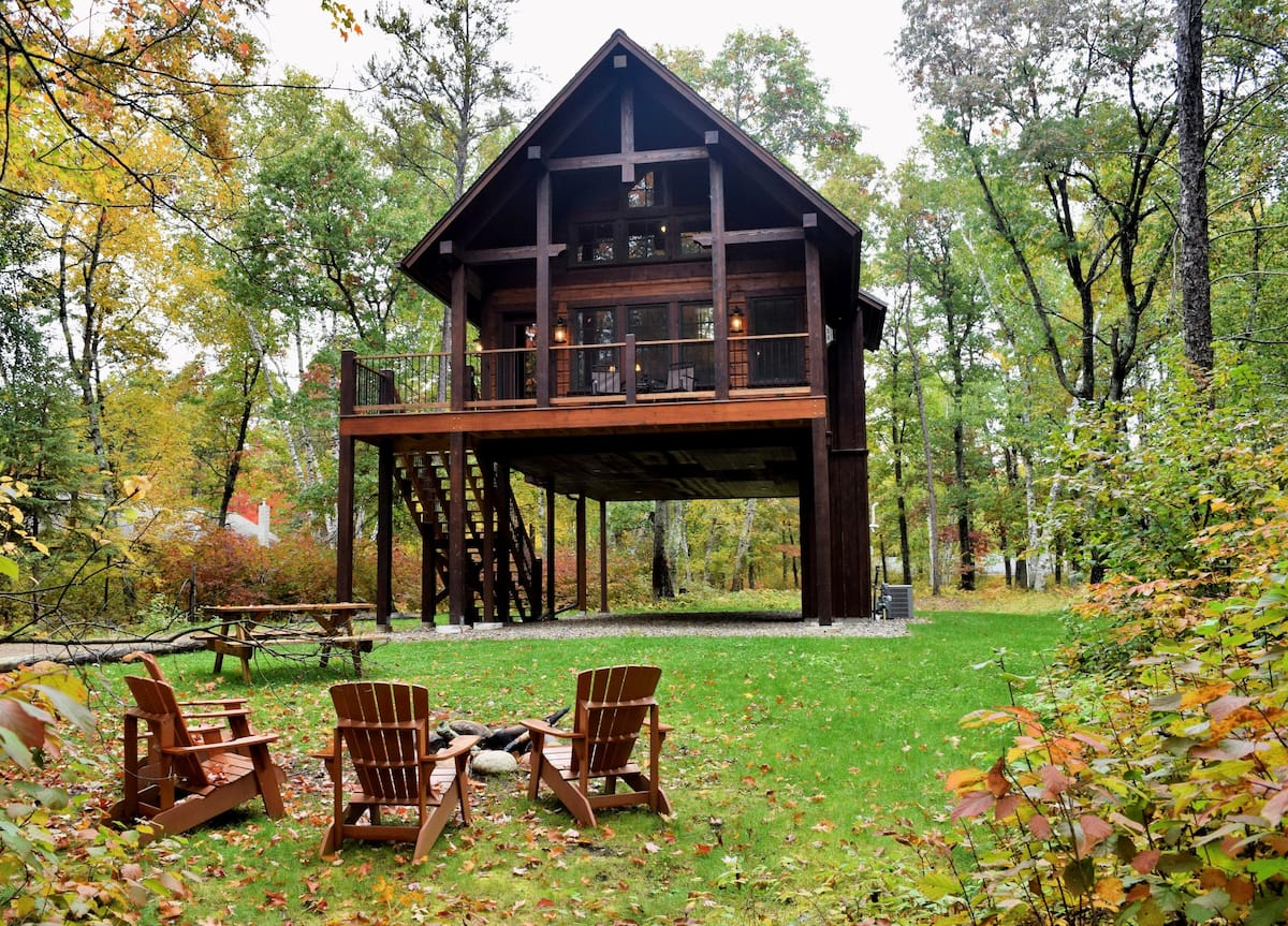 Airbnb Minnesota Unique Treehouse