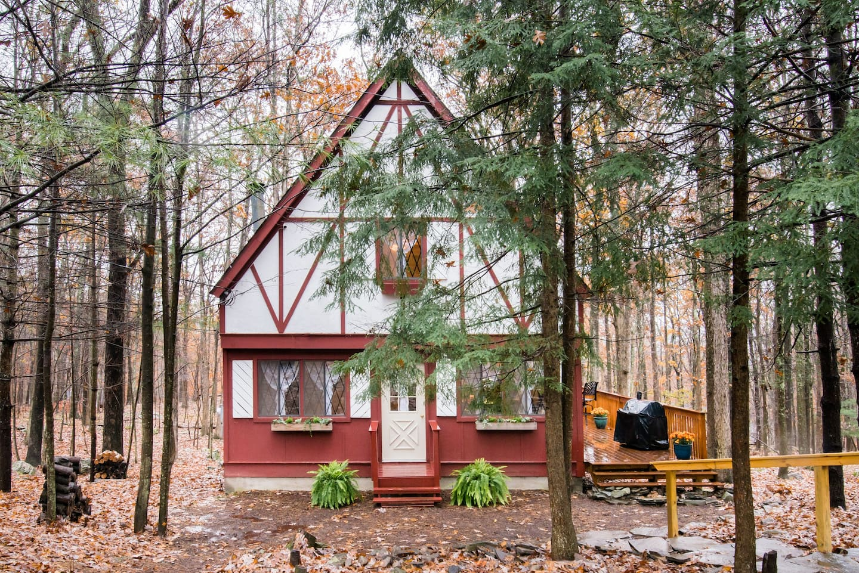 Airbnb Pennsylvania Cabin
