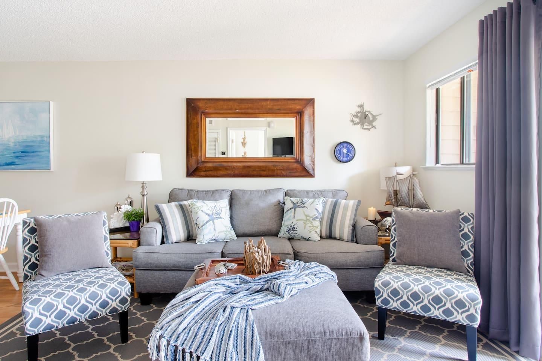 Beachfront Airbnb Hilton Head Island SC
