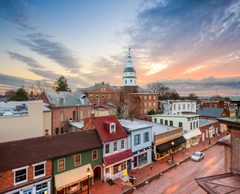 Best Airbnb Annapolis